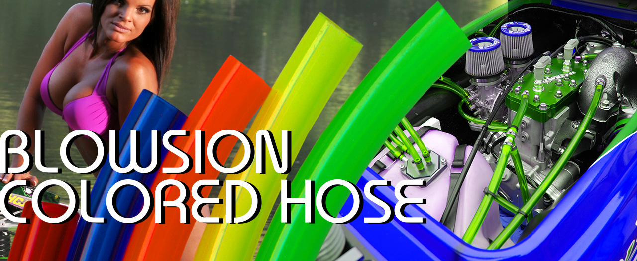 Blowsion Colored Hose