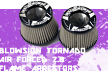 Blowsion Tornado Filters