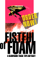 Fistful of Foam DVD