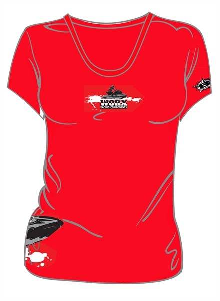 Womens Black Tee Shirt