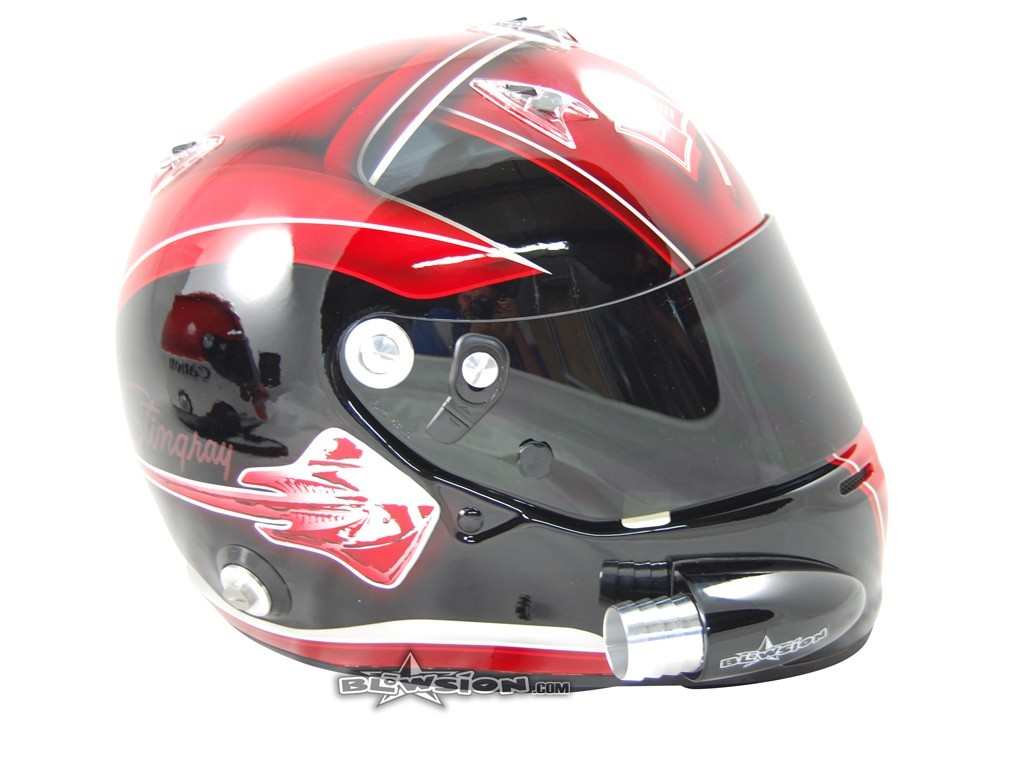 Auto Racing Helmets >> Blowsion. ARAI Side Forced Air Kit - Auto Racing Helmets ...