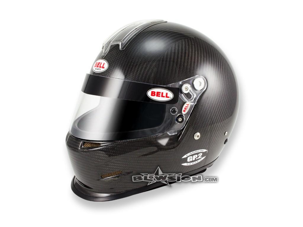 Blowsion. Bell GP.2 Carbon Helmet