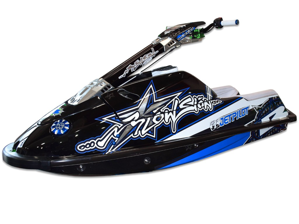 Blowsion blowsion freeride superjet limited edition for Yamaha jet skis