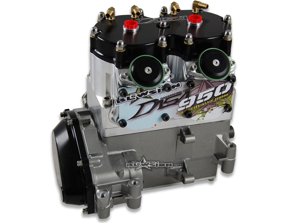 Blowsion. Engine Performance - Products