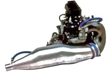 Blowsion Factory Pipe Yamaha Superjet B Pipe Exhaust Kit