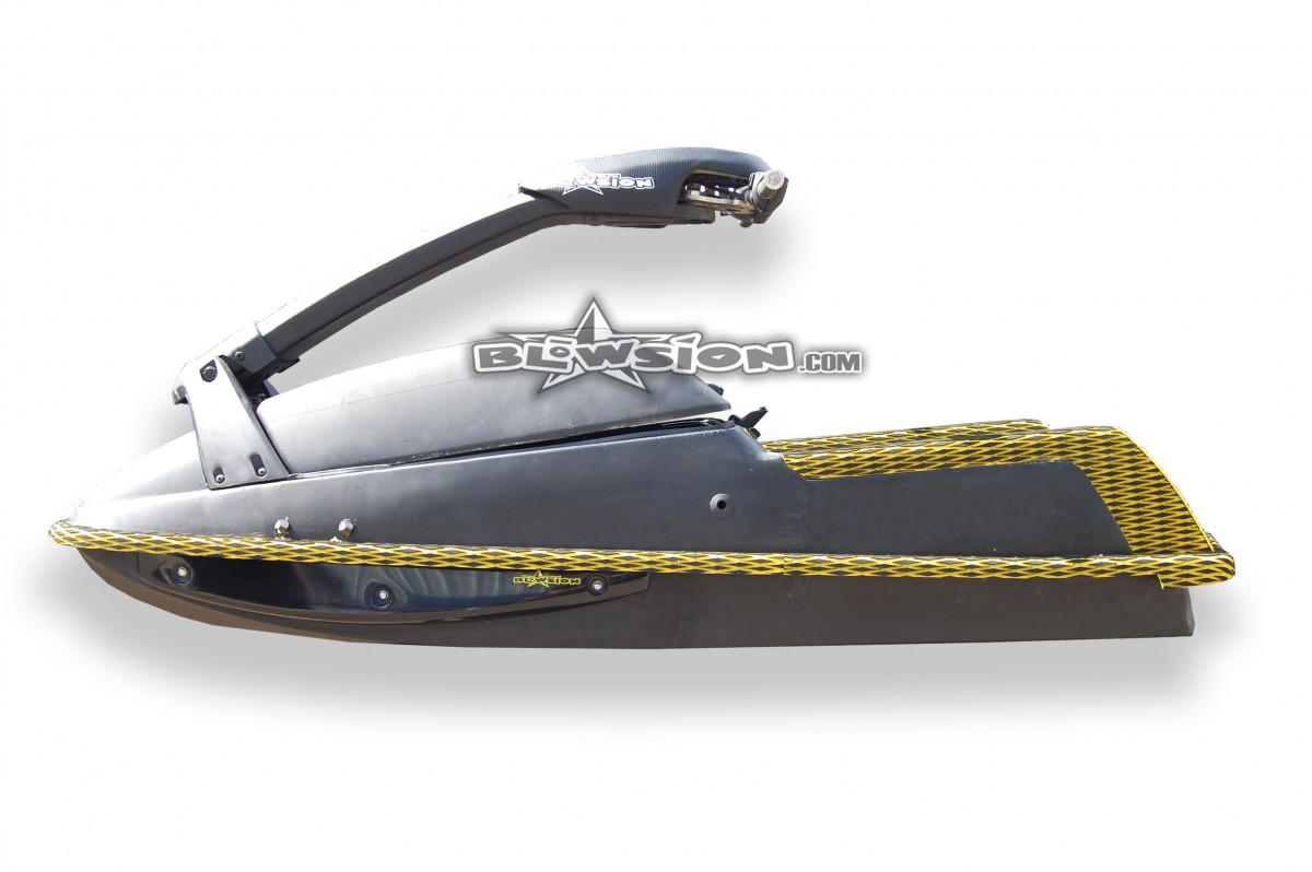 Blowsion Destroyer Sponsons - 2008+ Superjet / FX-1