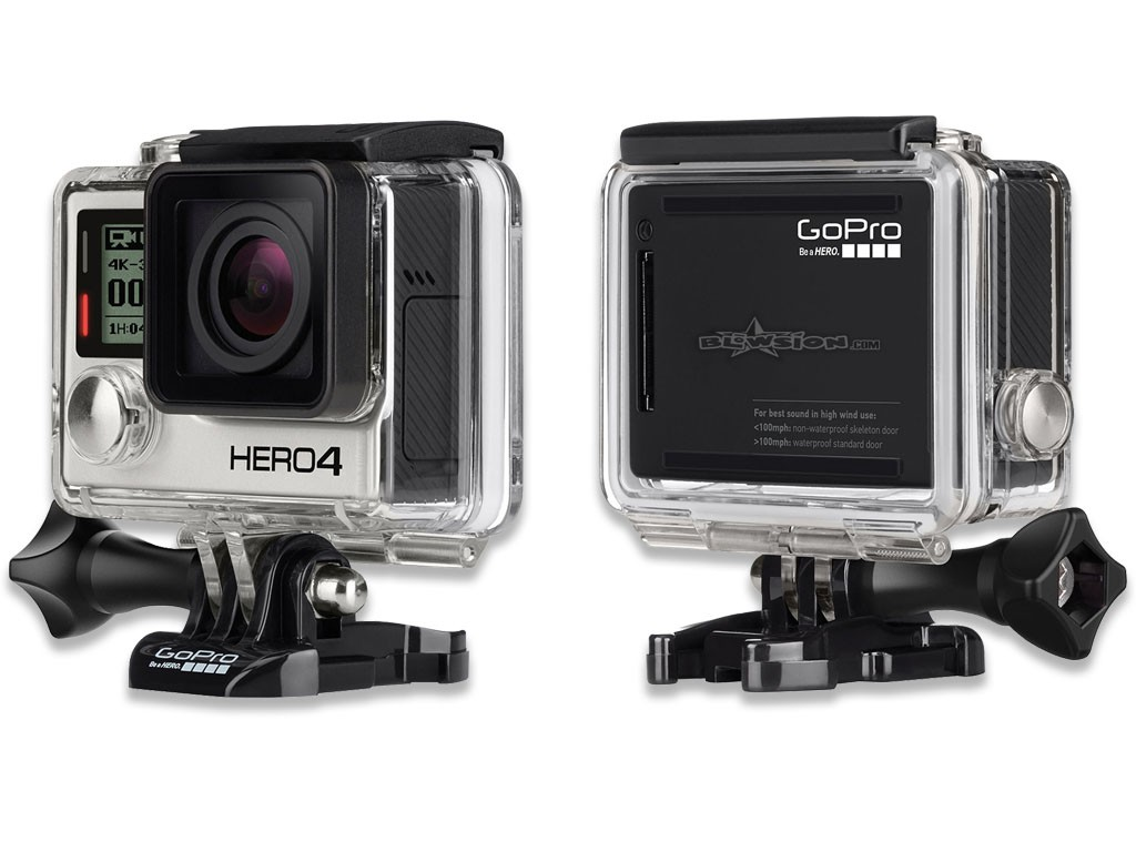 blowsion gopro hero4 black surf edition chdsx 401. Black Bedroom Furniture Sets. Home Design Ideas