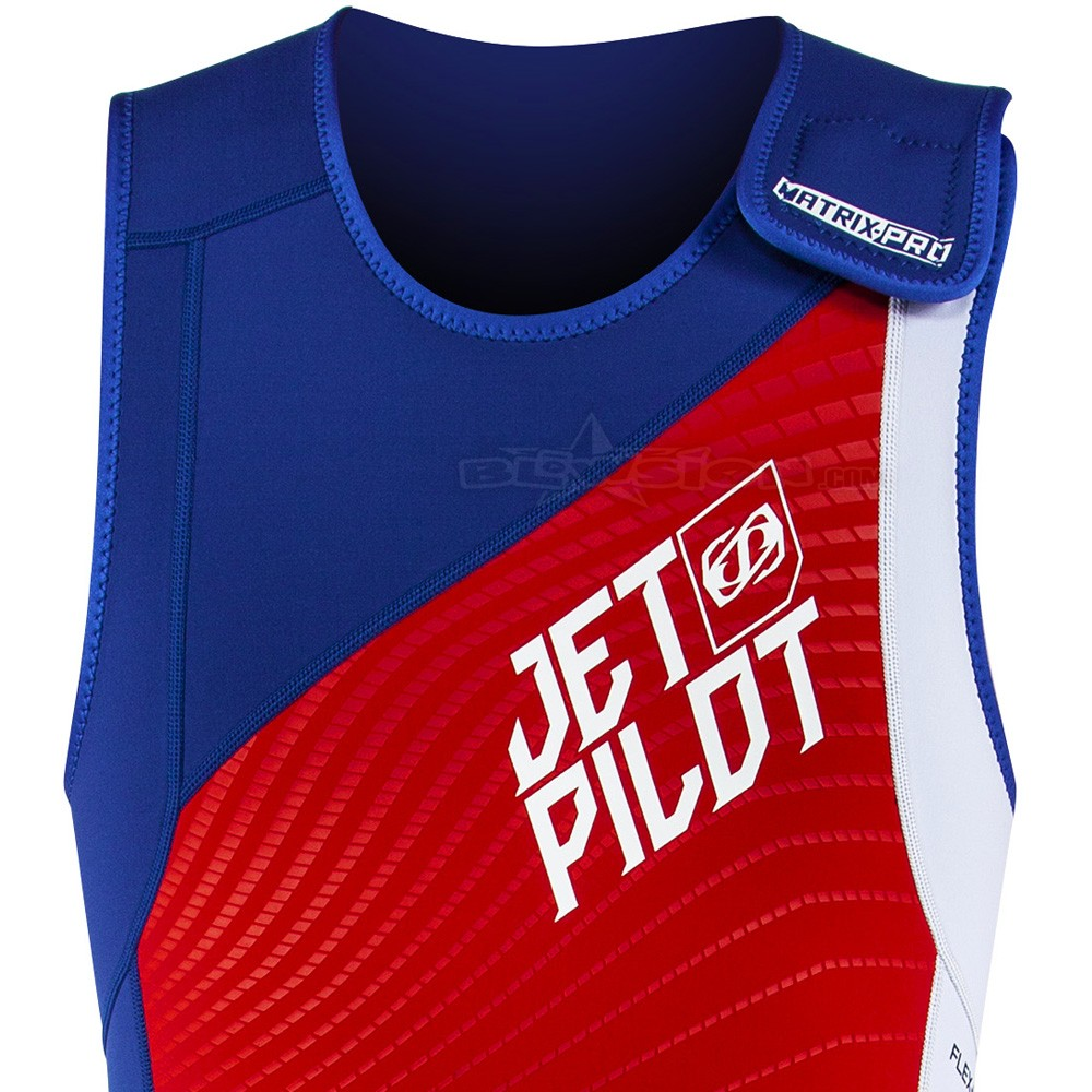 9bd2054f06fc Blowsion. JETPILOT MATRIX-PRO JOHN RED BLUE - JP19137