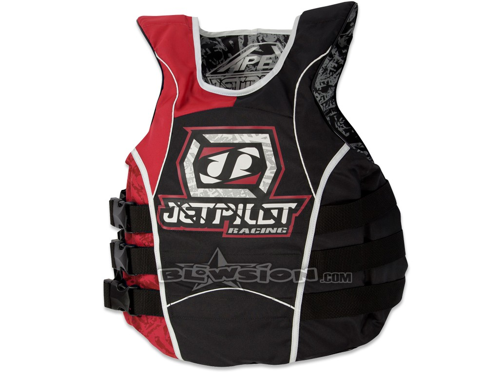 Blowsion Jet Pilot Apex Vest 2014 Red Jp3212
