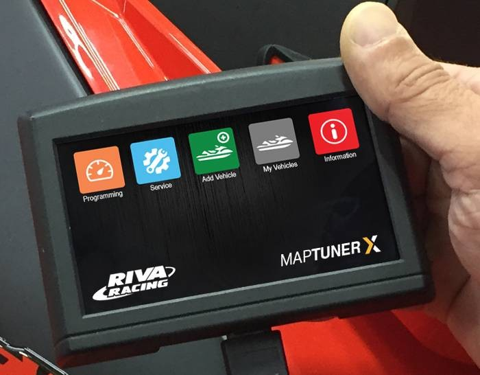 RIVA MapTunerX Tuning License - BRP Spark