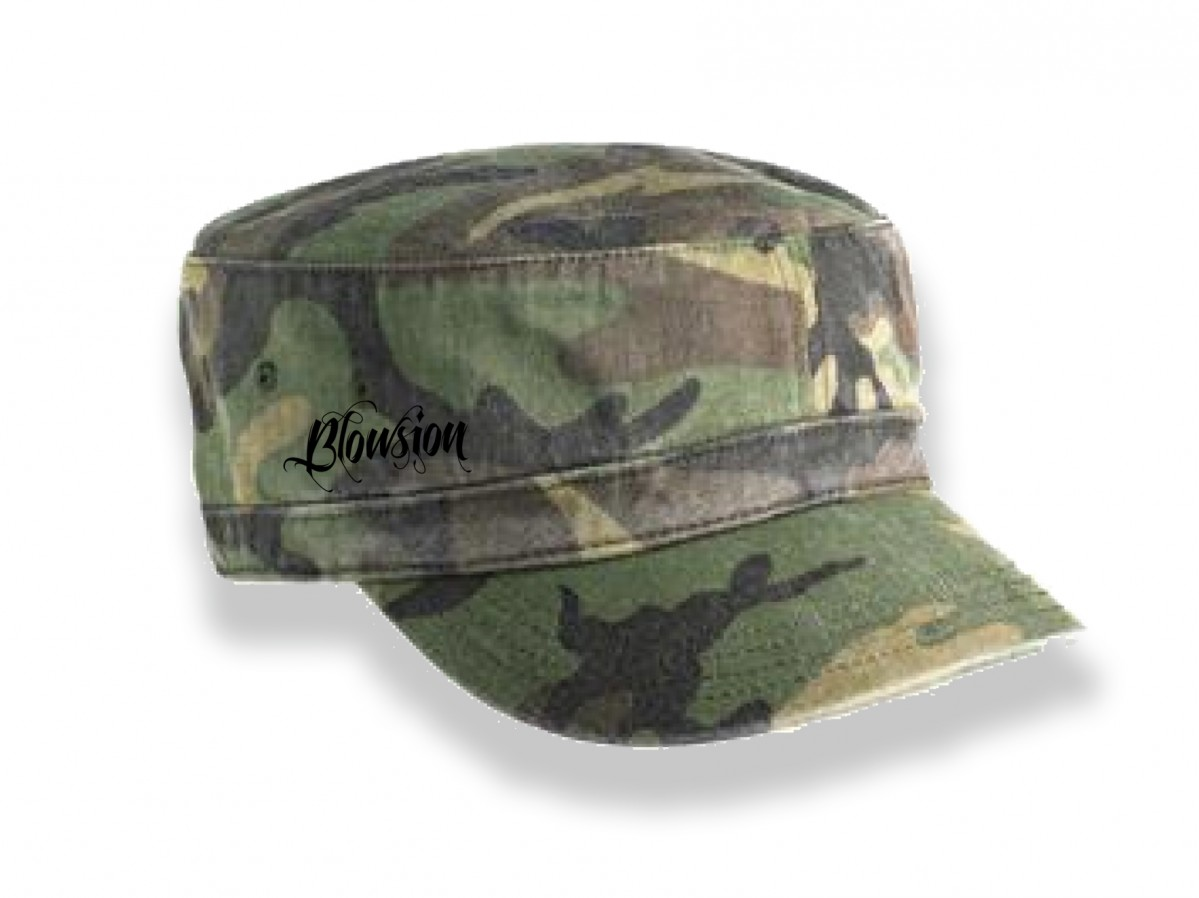 Blowsion Military Cap - Women s - Camo  Discontinued  78384e268ce