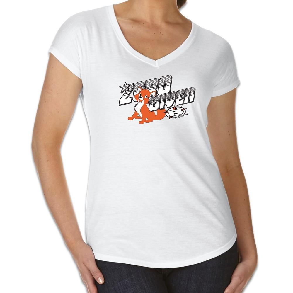 9b8bcf305 Blowsion. Zero Fox Given T-Shirt - Womens