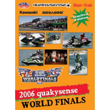 IJBSA World Finals 2006 DVD