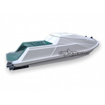 TigerCraft Aquabot V2 Hull