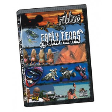 FullGaz - Early Years DVD