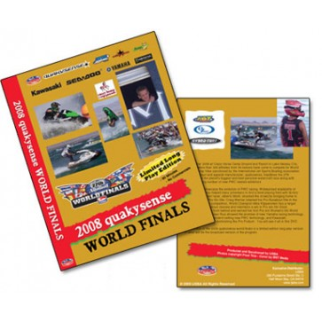 IJSBA World Finals 2008 DVD