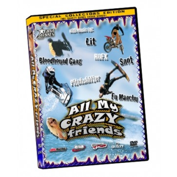 DVD - All My Crazy Friends 1