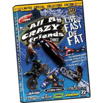 DVD - All My Crazy Friends 3