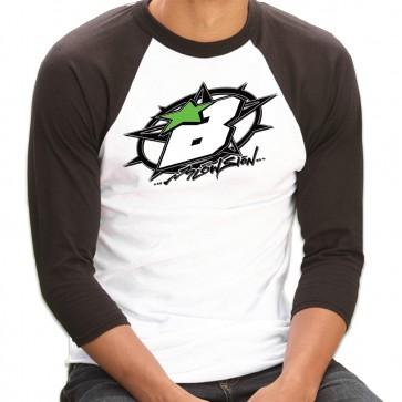 Blowsion B-Star Baseball T-Shirt