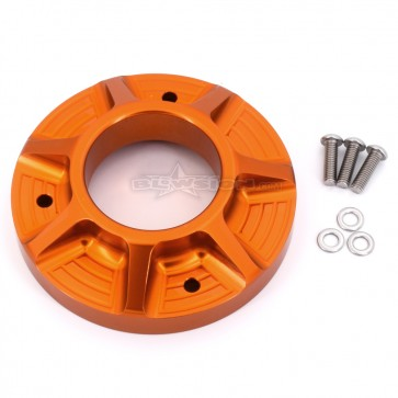 Blowsion Billet Exhaust Nozzle - SXR (Last Model) - Anodized Orange