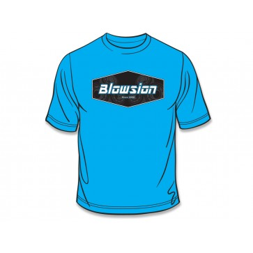 Blowsion Gears T-Shirt - Front