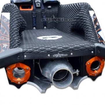 Blowsion Kick Plate - Yamaha Superjet (Installed)