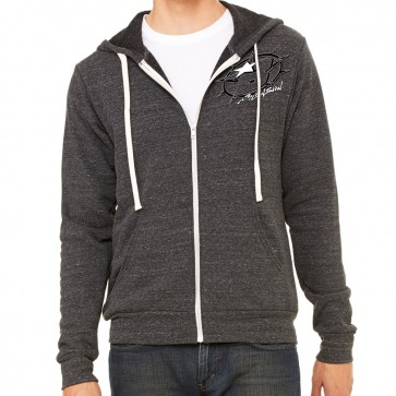 Blowsion Mood Swing Zip Up Hoodie (Front)