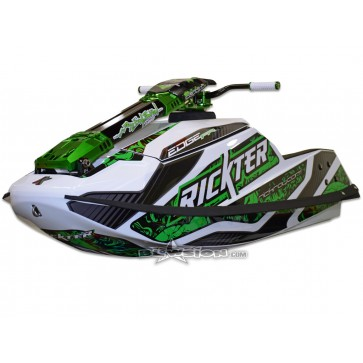 Blowsion Rickter Edge FR - White & Green