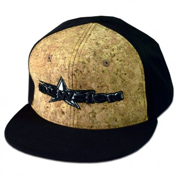Blowsion Snapback Hat - 3D Corked