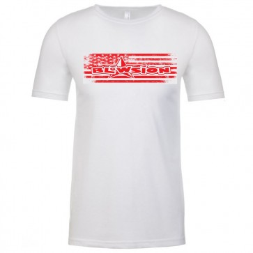 Blowsion Tariff T-Shirt - White (Front)