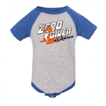 Blowsion Zero Fox Onesie - Blue