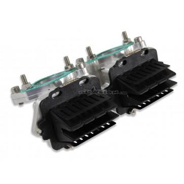 DASA Dual Intake Manifold with VFORCE 3 Reeds