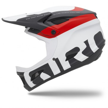 Giro Cipher Helmet - Matte Red / Black