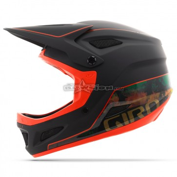 GIRO DISCIPLE HELMET MATTE BLACK / MOUNTAIN SEA