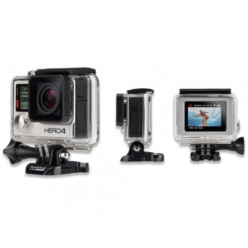 GoPro HERO4 Silver Edition Camera- CHDHY-401
