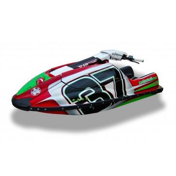 Jordan Fielder - Race SXR