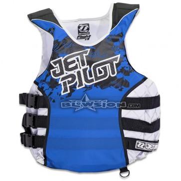 Jet Pilot Flight Vest - Blue - JP9212