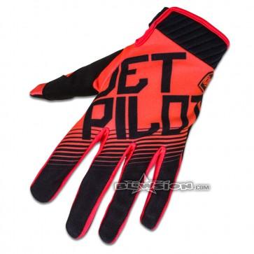 Jet Pilot Phantom Glove - Black/Orange