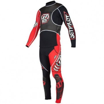 Jet Pilot Apex Race Suit - Red