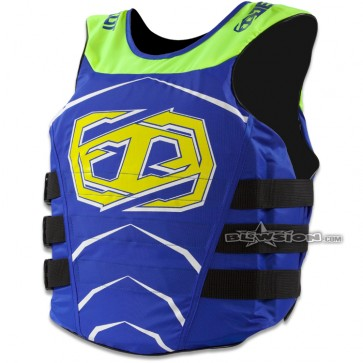 Jet Pilot Apex Vest - Yellow