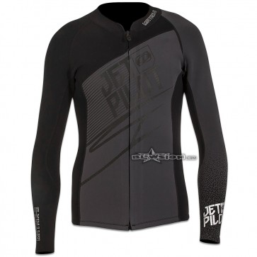 JETPILOT MATRIX JACKET BLACK - JP17141