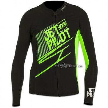 JETPILOT MATRIX JACKET GREEN - JP17141