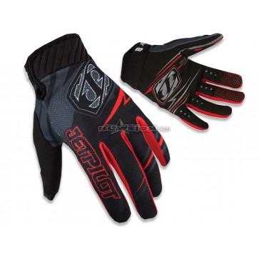 Jet Pilot Phantom Glove - Red