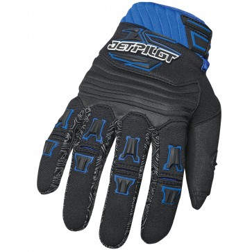 JETPILOT FULL FINGER GLOVE BLUE - JP9300