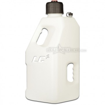 LC2 Fuel Jug - 5 Gallon White
