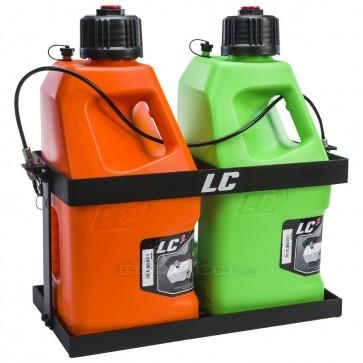 Fuel Jug Rack - Dual