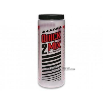 Maxima Quick 2 Mix Oil/Fuel Ratio Mixing Bottle - 20oz Capacity