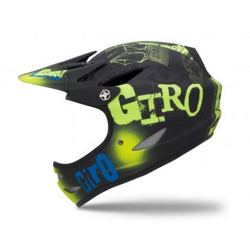 Giro Freeride Helmet - MC Hesher