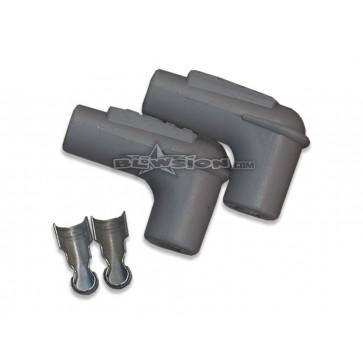 MSD 90 Degree Spark Plug Boot Kit
