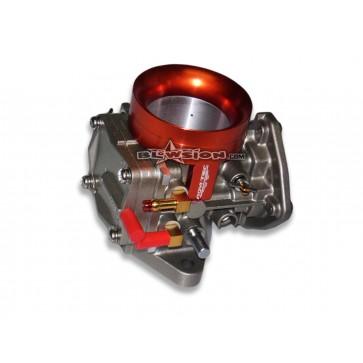 NOVI - Single 48mm Carburetor - Flanged Top